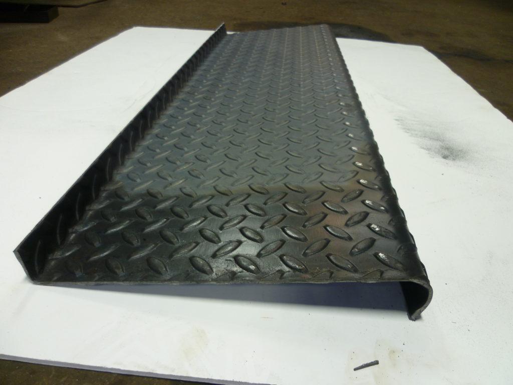 How Is Diamond Plate Made Omni Steel Supply